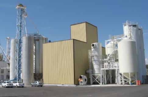 Grain / Feed Mill Plant