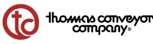 Thomasconveyor company