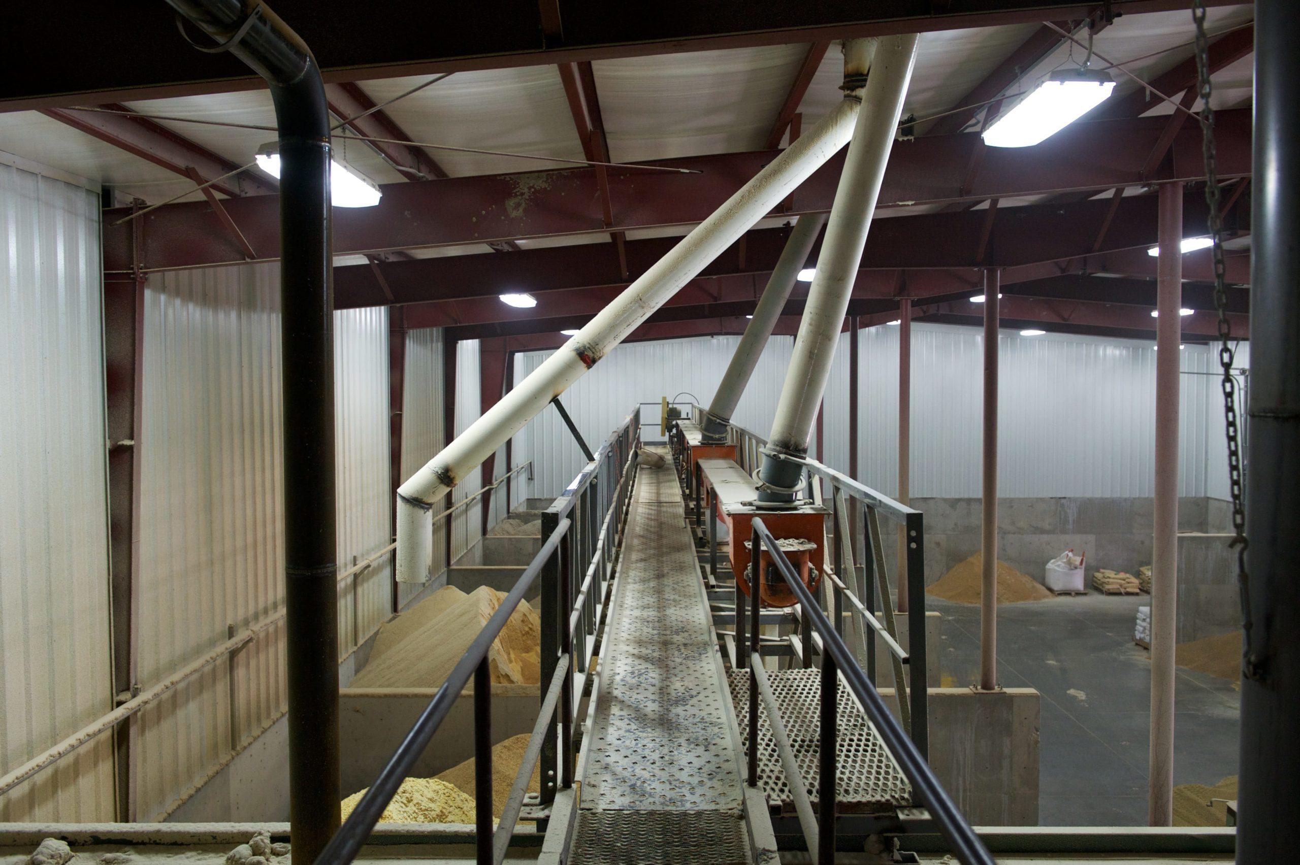 2014-08-01 Grain / Feed Mill Plant